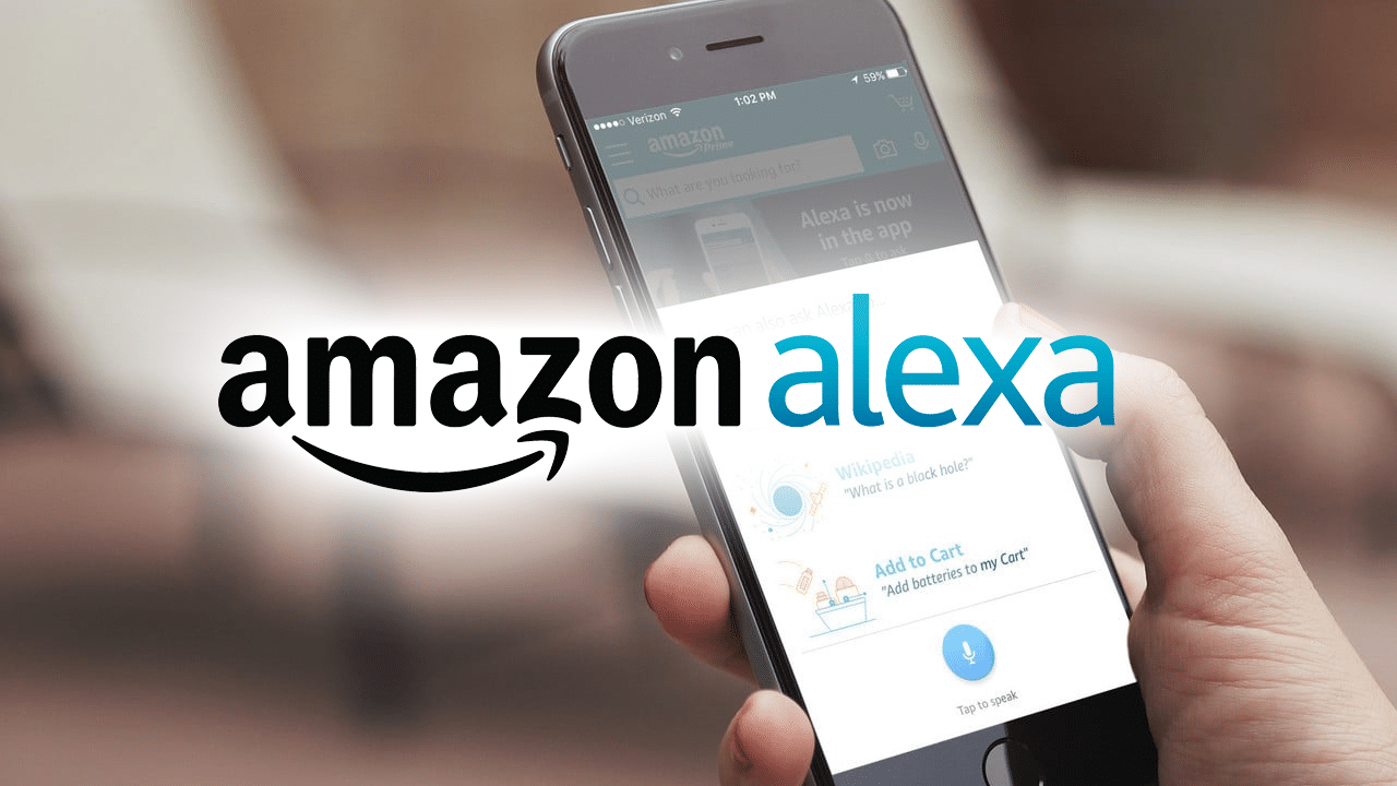 alexa on iphone
