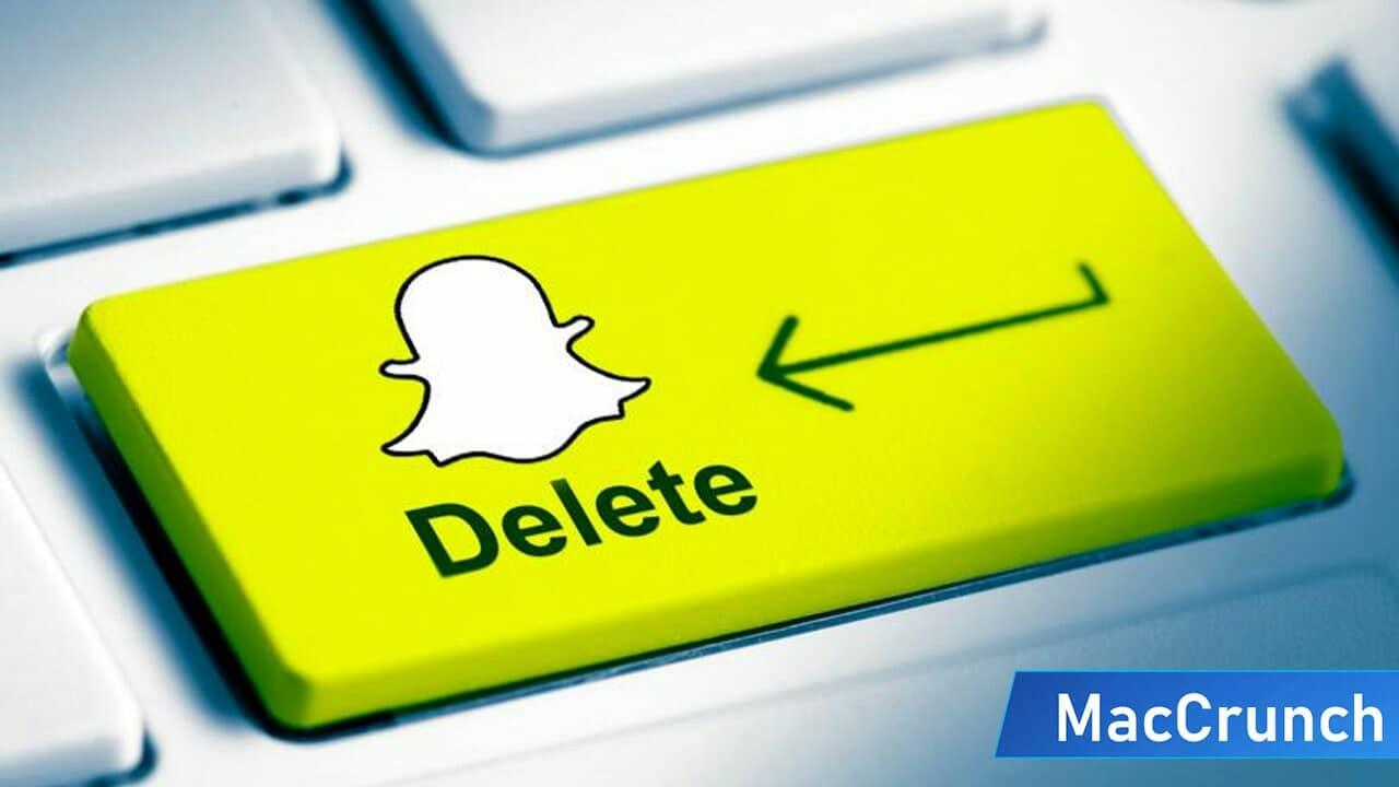 Delete Snapchat Messages & Conversations