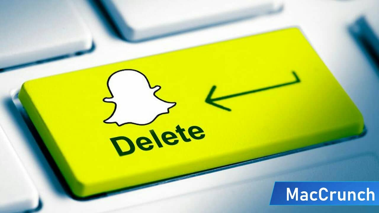 Delete Snapchat Messages & Conversations