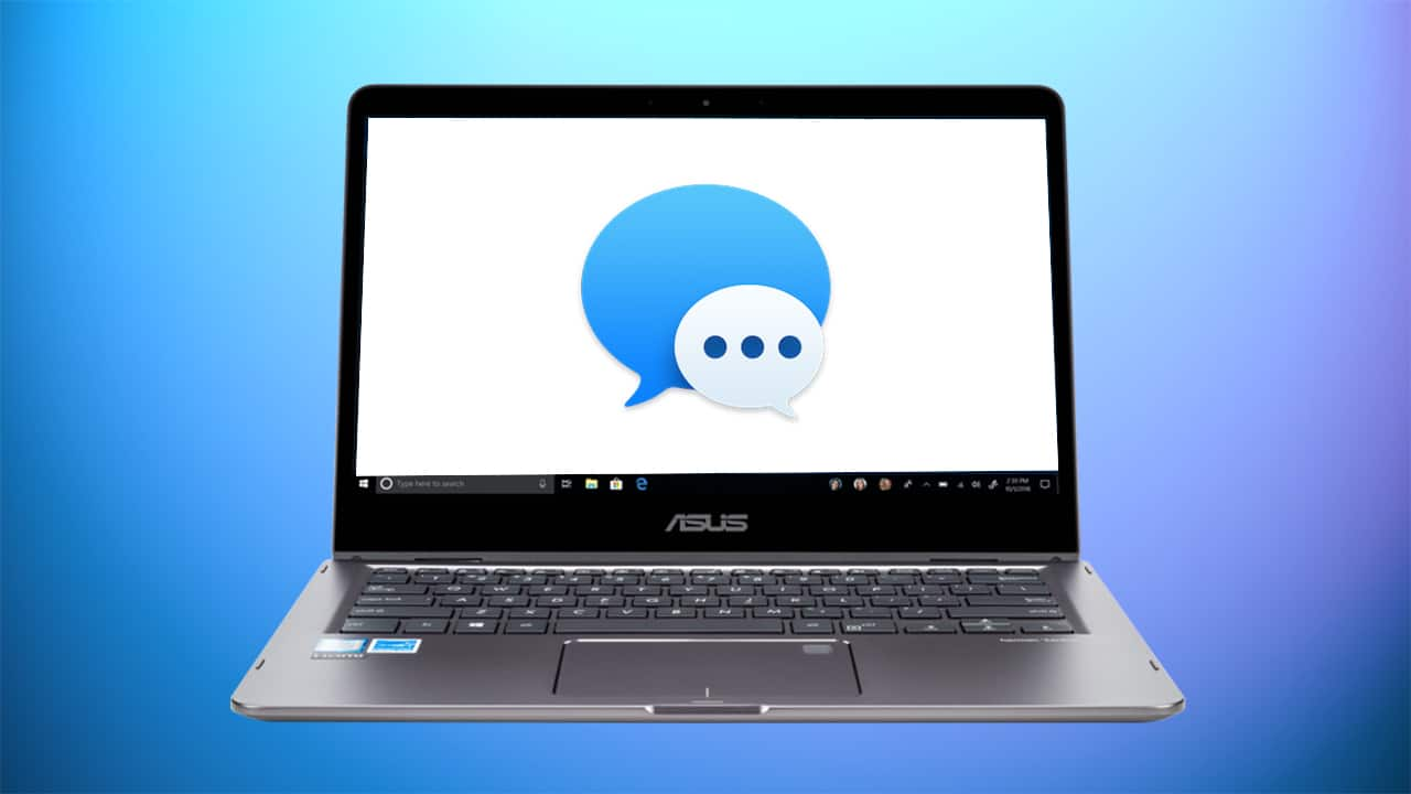 How to Set up and Install iMessage for PC