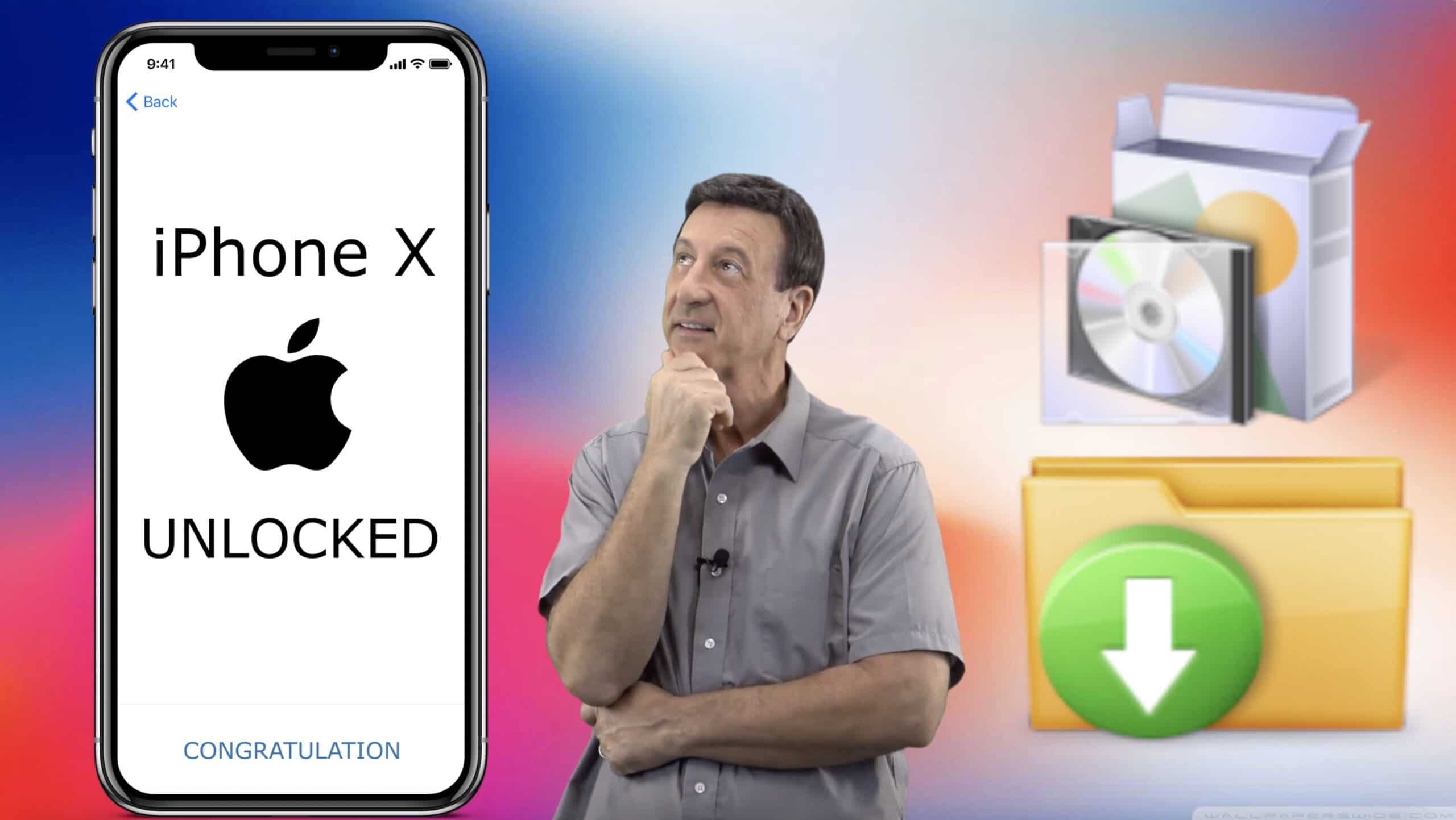How to Unlock iPhone X and XS iCloud Activation Lock