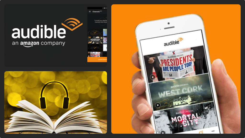 Buying Audible Books on your iPhone or iPad is easy to do